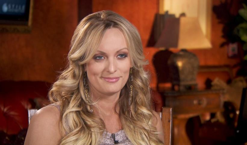 Stormy Daniels accused of covering up on-set sexual assault