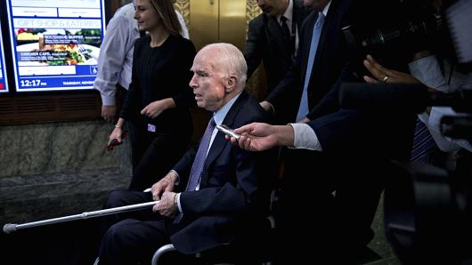 White House Aide responds to McCain's views on CIA nominee 'He's dying anyway'