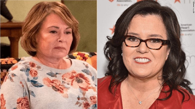 ABC canceled Roseanne but forgave Rosie after racist outburst
