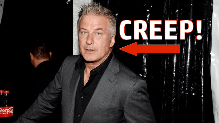 Alec Baldwin posts creepy advance to FLOTUS on Twitter