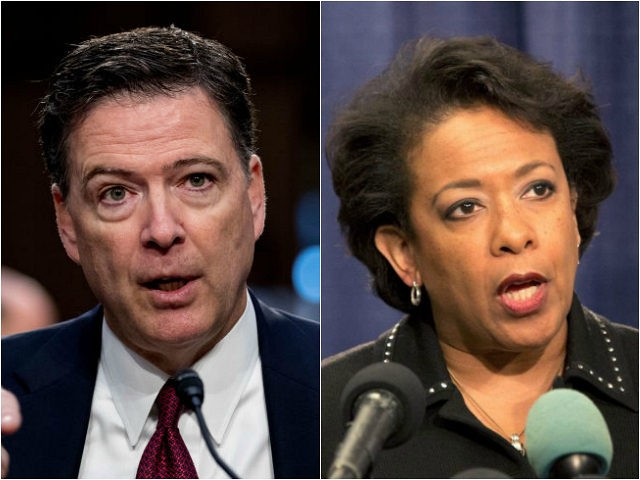 Comey and Lynch BUSTED in massive cover up of documents to protect Hillary