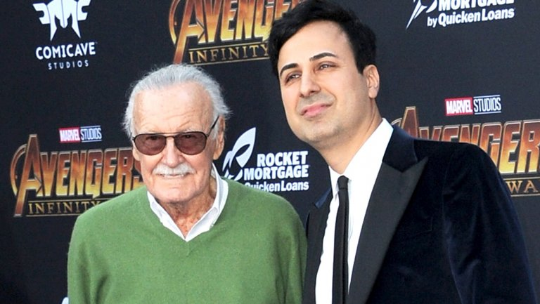 Police are investigating elder abuse of Marvel Comics' Stan Lee
