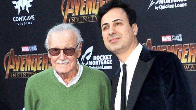 Police are investigating elder abuse of Marvel Comics' Stan Lee
