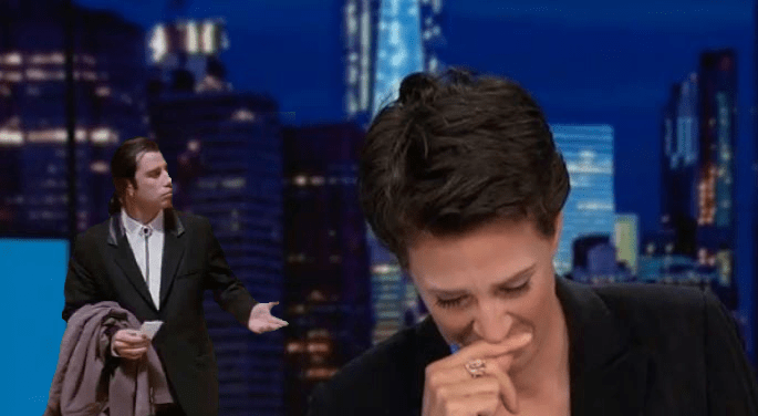 Rachel Maddow, where were your tears when Obama separated families