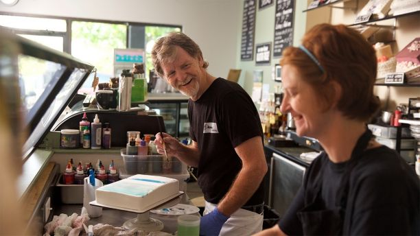 Read the decision Supreme Court ruling in Colorado baker's case