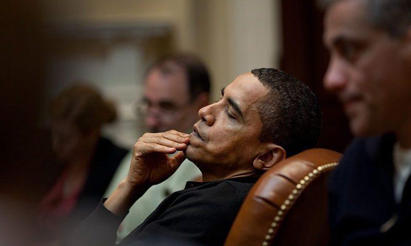 Robert Mueller says hacking began in 2010 under Obama