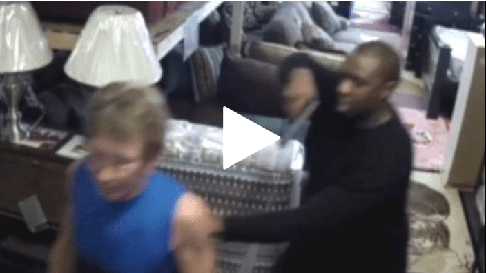 Armed furniture store owner turns the tables on would-be robber in Indianapolis