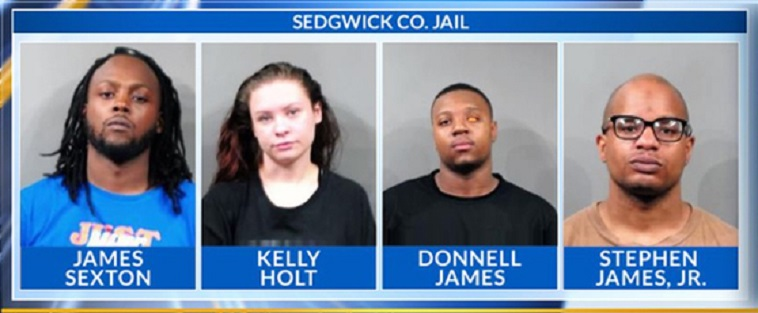 Child Sex Trafficking Ring Busted in Wichita