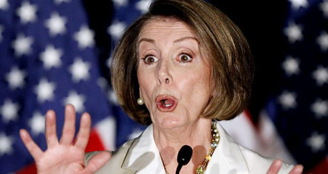 Nancy Pelosi tells Democrats If You Have to Lie to Voters to Win, Do It
