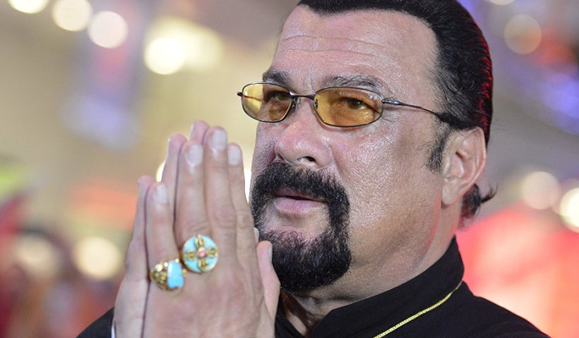 """Steven Seagal appointed as """"special representative"""" on US-Russian humanitarian ties"""