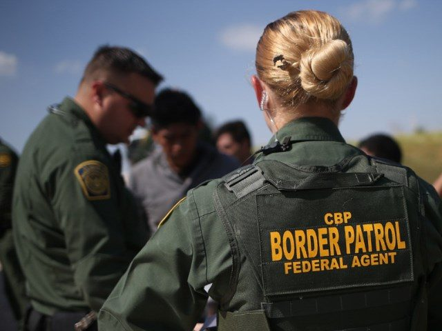 Weslaco Border Patrol arrest 60 illegal aliens in Texas