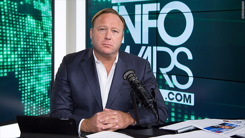 Twitter informed mainstream media of Alex Jones banning before they did it