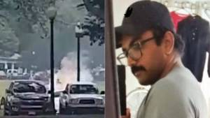 Man who lit himself on fire near White House dies from injuries