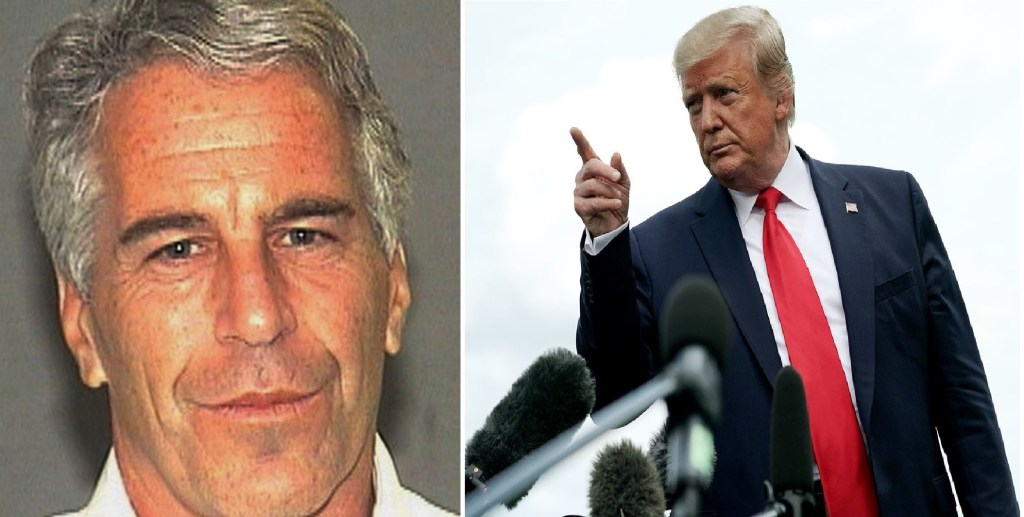 Trump took action against pedophile Jeffrey Epstein before anyone else