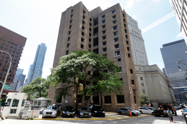 Jail where Jeffrey Epstein apparently hanged himself has a history of corruption