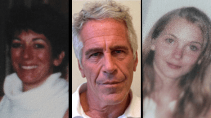 Jeffrey Epstein asked one of his sex slaves to have his baby in return for cash and a mansion