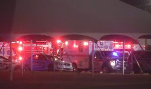 Six people shot after high school football game in Alabama