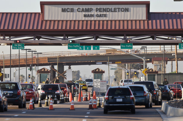 13 Marines charged for smuggling undocumented immigrants into the U.S.