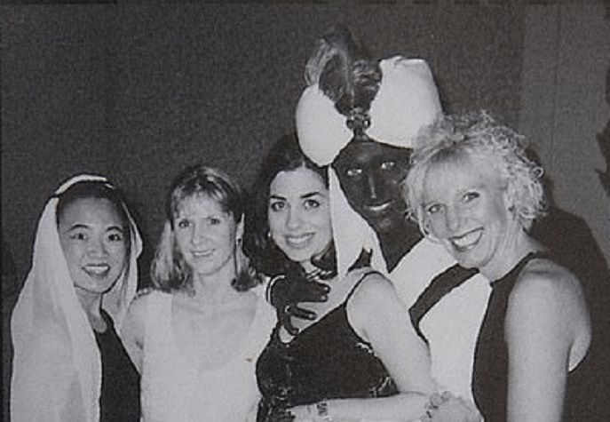 Photo emerges of Justin Trudeau wearing brownface at a party
