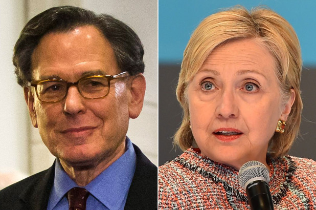 Clinton family associate Sidney Blumenthal tried to stop publication of Russia probe book