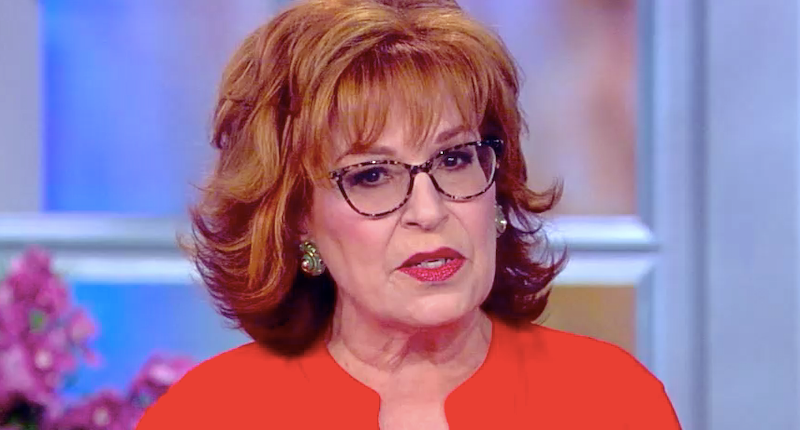 "Joy Behar: ""I don't care about jobs as long as Trump is in the White House"""