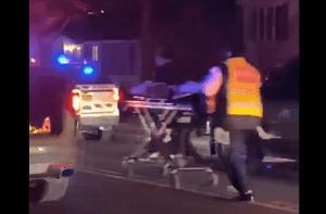 Mass stabbing attack at New York Synagogue