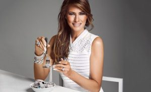 Melania Trump gives us a look into her daily diet, how she stays in shape and her favorite meal