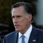 Mitt Romney Says He'd Like to Hear from John Bolton