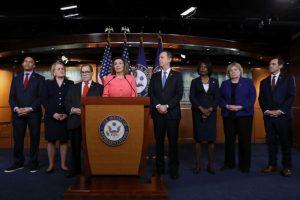 Three Democrats on House Impeachment Team voted against aid to Ukraine