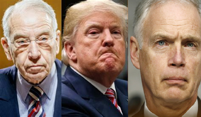 Impeachment revenge begins as President Trump and Republicans make their move