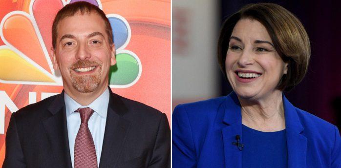 MSNBC's Chuck Todd Was Sen. Amy Klobuchar's Landlord