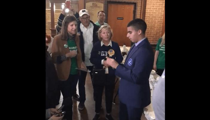 VIDEO: Questionable Coin Flips Hand Buttigieg Delegates in Iowa