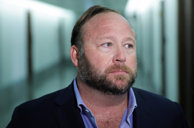 "Alex Jones Ordered To Stop Selling Toothpaste After Saying ""this Stuff Kills The Whole SARS-Corona Family"""