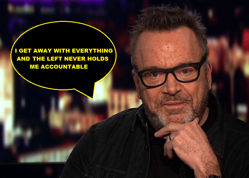 Creepy Tom Arnold Sexually Harasses Melania Trump On Twitter