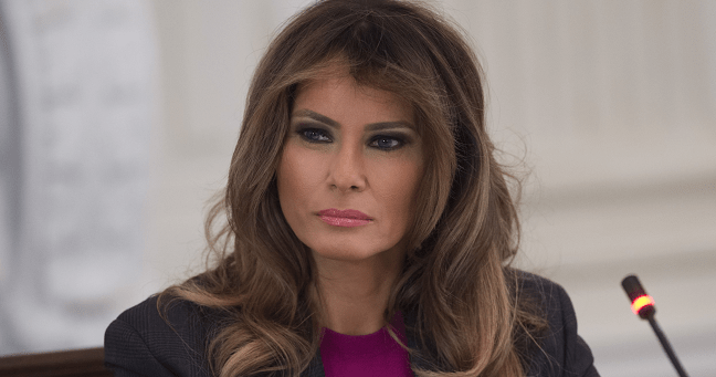 First Lady Melania Trump Cancels Annual Easter Egg Roll Over Coronavirus Concerns