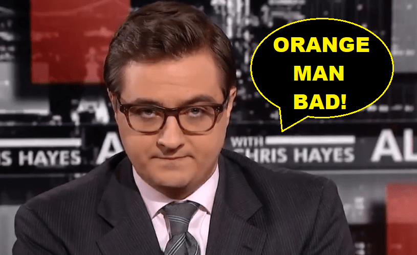MSNBC's Chris Hayes Accuses Trump of Willing to Let Americans Die From Coronavirus to Win Reelection
