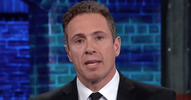 CNN's Chris Cuomo Says He Doesn't Like What HeDoes Professionally