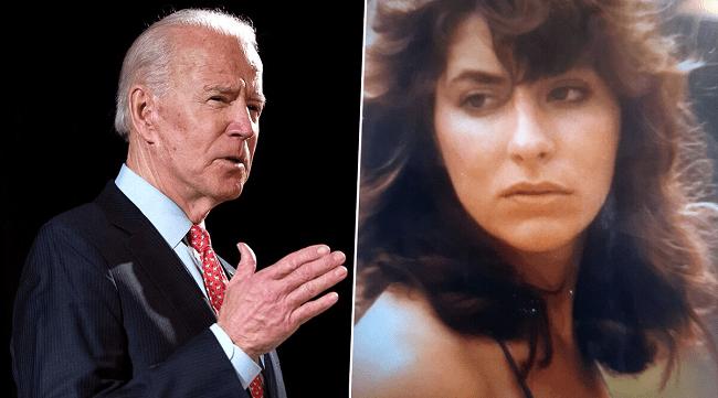 Former Staffer Files Criminal Complaint Against Joe Biden