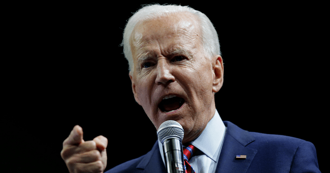 Joe Biden in 2006 Advocated For Border Wall and Punishment For Employers Who Hire 'Illegals'