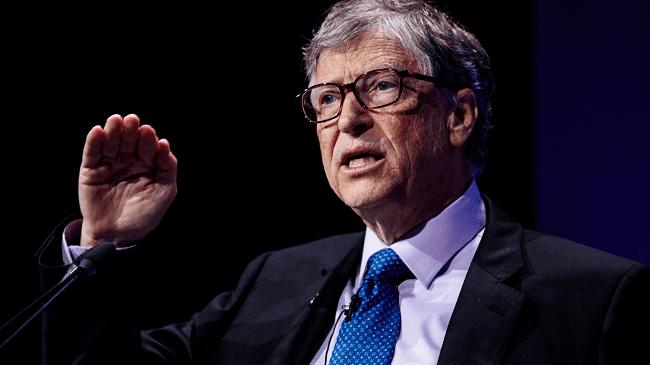 VIDEO: Bill Gates Praises China, Slams U.S. For Their Handling of Coronavirus