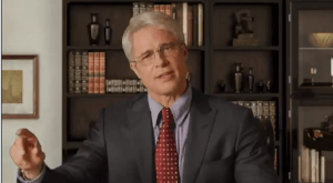 VIDEO: Brad Pitt Grants Dr. Fauci's Wish and Plays Him On SNL