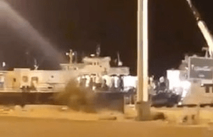 19 Dead, 15 Injured After Iranian Navy Shoots One of Their Own Warships With a Missile