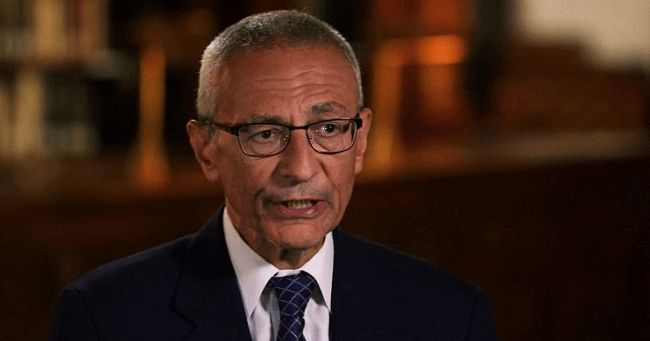 John Podesta Under Oath Admitted DNC and Hillary's Campaign Split Cost of Trump-Russia Dossier