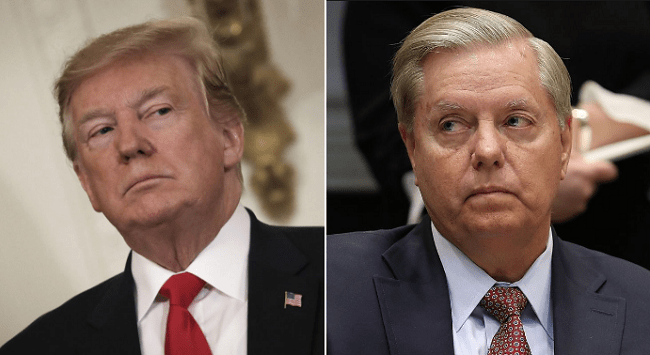 Lindsay Graham Says He Won't Call in Barack Obama to Testify