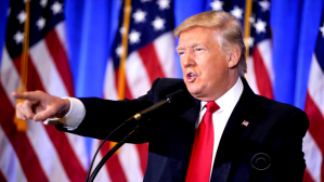 VIDEO: President Trump Slams CNN, Jim Acosta For Past Coverage Of Michael Flynn