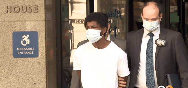Man Who Punched 92-Year-Old To Ground Has Been Arrested More Than 100 Times