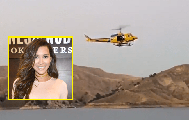 Actress Naya Rivera Missing After Boat Trip On Lake In Southern California