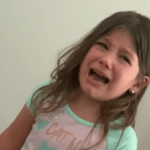 VIDEO: Girl Super Upset Dad Called Her a Democrat