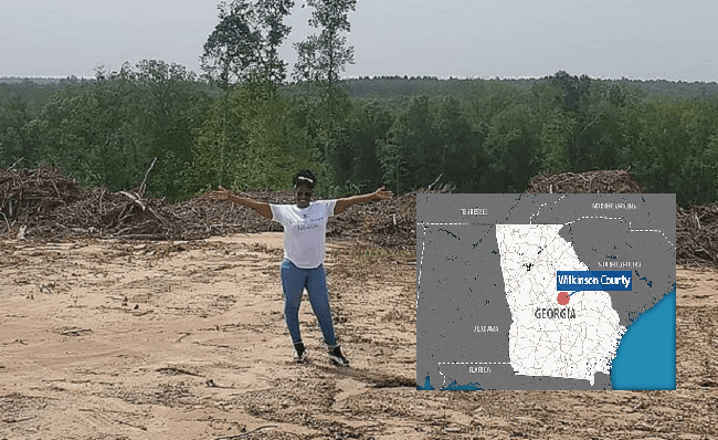 19 families buy 97 Acres Of land In Georgia To Create Black-Only 'Safe Space' Town
