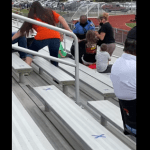 Young Mother Tased, Handcuffed And Arrested At Son's Football Game For Not Wearing A Mask